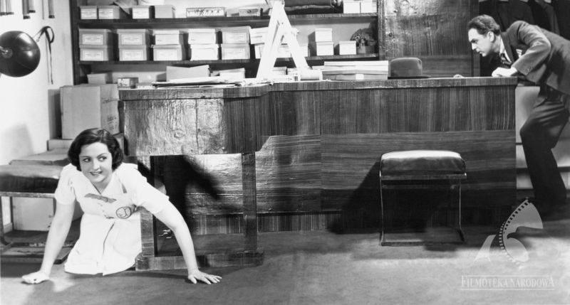 """""""Bez przerwy śmieję się"""" (1936)"""