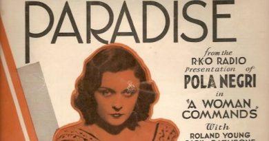 """""""Paradis"""" (1932)"""