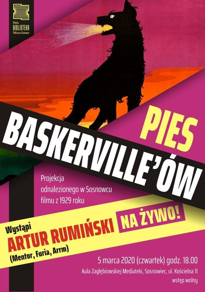 Pies Baskerville'ów toniemy, niemiecki film kryminalny wreżyserii Richarda Oswalda, oparty nabestsellerowej powieści Arthura Conan Doyle'a.